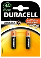 Picture of Duracell İnce Kalem Pil 2'Li Aaa