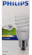 Picture of Philips Ampul Twister 15W E27 T3 Cdl