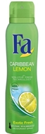 Picture of Fa Deodorant Caribbean Lemon 150 Ml