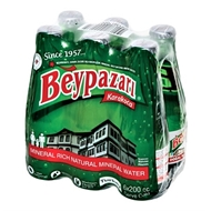 Picture of Beypazarı Maden Suyu Sade 6*200 Ml