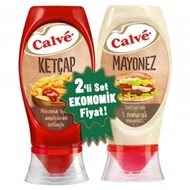 Picture of Calve Ketçap 400 Ml + Mayonez 335 Gr
