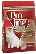 Picture of Proline Kedi Maması Lamp & Rice 500 Gr
