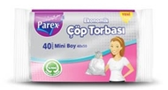 Picture of Parex Ekonomik Mini Boy Çöp Torbası
