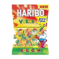 Picture of Haribo Jelly Solucan Fizz 70 Gr