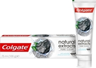 Picture of Colgate Natural Extracts Aktif Kömür Saf Temizlik Diş Macunu 75 Ml