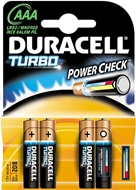 Picture of Duracell Pil AAA 4 Lü