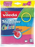 Picture of Vileda Mikrofiber Bez Colors 4 Lü