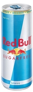 Resim Red Bull Sugarfree 250 Ml