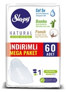 Resim Sleepy Natural Ultra Hassa 1 Numara Normal 60 Lı