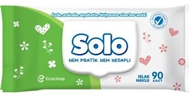 Picture of Solo Islak Havlu 90 Lı