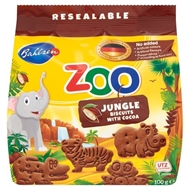 Picture of Bahlsen Zoo Jungle Animals 100 Gr