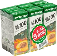 Picture of Aroma Şeftalİ 6 Al 5 Öde 200 Ml