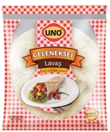 Picture of Uno Geleneksel Lavaş 8 Adet 520 Gr