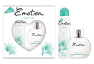 Resim Emotion Edt+ Deo Karton Kofre Aqua Kiss