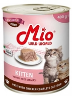 Picture of Mio Kedi Konserve Kitten 415 Gr