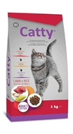 Picture of Catty Kedi Maması Kuzu 1 Kg
