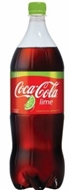 Picture of Coca Cola Lime 1 Lt