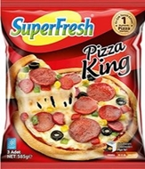 Resim Superfresh Dnk Pizza King 3 Lü 585 Gr