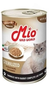 Picture of Mio Kedi Konserve Strilized 415 Gr