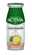 Picture of Activia Shot Limon Zencefil 80 Ml