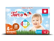 Picture of Baby Turco No:4 Maxi Plus 38 Li