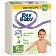 Picture of Evy Baby Xl 6 Numara 20 Li