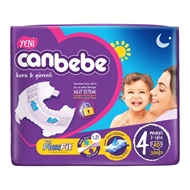 Picture of Canbebe No:4 Jumbo 7-14 Kg 41 Li