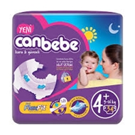 Picture of Canbebe No:4+ Jumbo 9-16 Kg 41 Li