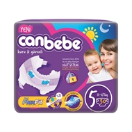 Picture of Canbebe Jumbo No:5 Junior 11-18 Kg 30 Lu