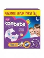 Picture of Canbebe Aylık Paket No:5 Junior 11-18 Kg 44 Lü